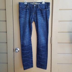 Lucky Brand Riley Skinny Jeans